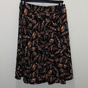 LulaRoe Madison Skirt Size XS (2-4)